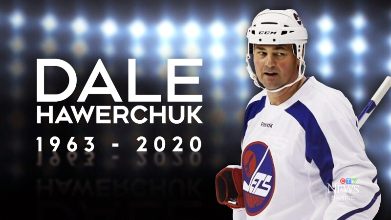 Take a look back and the life and accomplishments of Hockey Hall of Famer Dale Hawerchuk, who played 16 seasons in the NHL, won the Calder Trophy, and was part of two Canada Cup Championships.