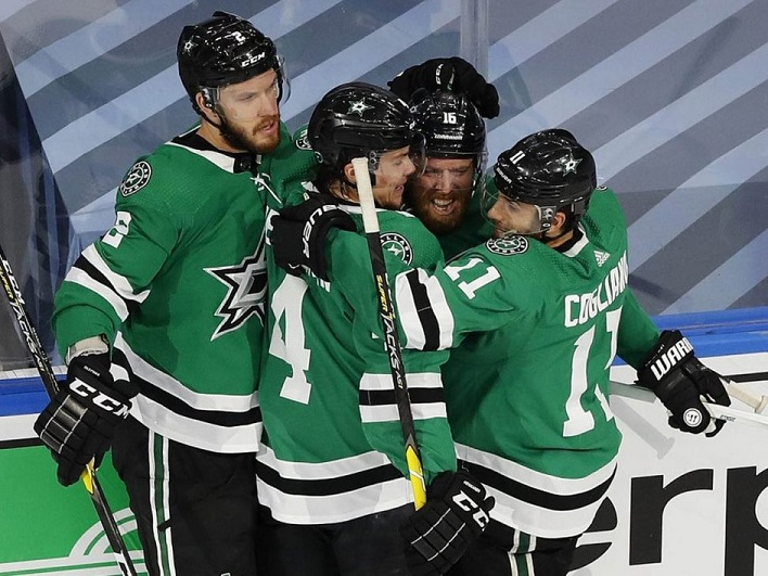 The Dallas Stars will not be able to start the season after a COVID-19 outbreak among players and staff, the NHL announced Friday, Jan. 8, 2021. PHOTO BY PERRY NELSON /USA TODAY Sports / Files