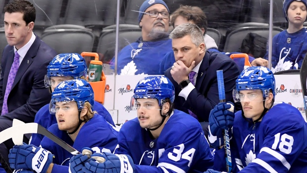 Toronto Maple Leafs coach discusses lessons learned during his first year at the helm and looks ahead to the 2020-21 season with a revamped roster.