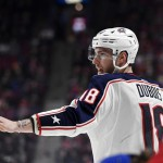 Pierre-Luc Dubois. He grew up a Nordiques fan, and smokes du Maurier |Eric Bolte-USA TODAY Sports